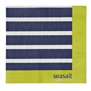 Ulster Weavers - Seasalt Stripe Paper Napkins