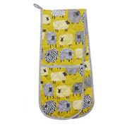 Ulster Weavers - Dotty Sheep Double Oven Glove