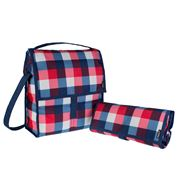 Packit - Freezable Buffalo Stripe Picnic Bag