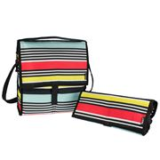 Packit - Freezable Surf Stripe Picnic Bag