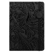 Letts - 2017 Baroque Black A5 Week to View Diary