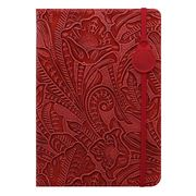 Letts - 2017 Baroque Red A5 Week to View Diary