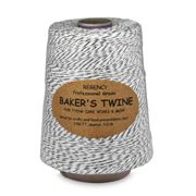 Regency - Bakers Black & White Twine Cone