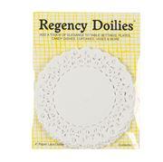 Regency - Doilies 10cm
