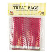 Regency - Medium Polka Dot Cello Treat Bags 12pce