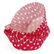 Regency - Red Polka Dot Baking Cups 40pce