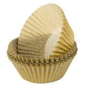 Regency - Matte Gold Baking Cups 40pce
