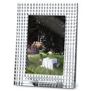 Baccarat - Eye Photo Frame Silver