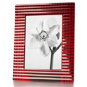 Baccarat - Eye Photo Frame Red