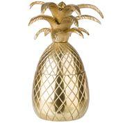 Raine & Humble - Brass Pineapple Box