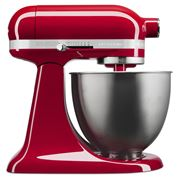 KitchenAid - Artisan Mini Empire Red Stand Mixer