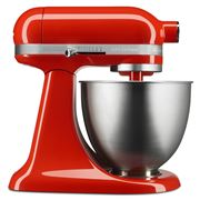 KitchenAid - Artisan Mini Hot Sauce Stand Mixer