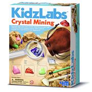 Kidz Labs - Crystal Mining Kit