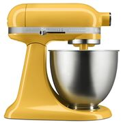 KitchenAid - Artisan Mini Orange Sorbet Stand Mixer
