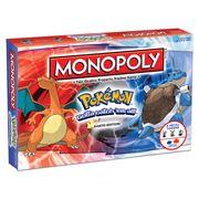 Games - Pokemon Kanto Edition Monopoly