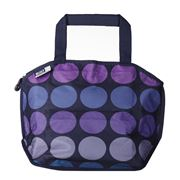 Built NY - Icetec Insulating Lunch Bag Plum Dot