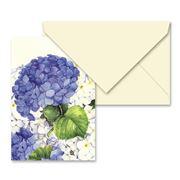 Tassotti - Hydrangeas Notecard & Envelope