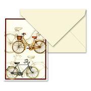 Tassotti - Bikes Notecard & Envelope