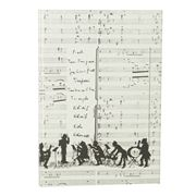 Tassotti - Hard Cover A5 Orchestra Notebook
