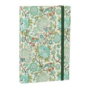 Tassotti - Hard Cover A6 Peacock Notebook