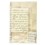 Tassotti - Souvenir Vintage Script Set 3pce