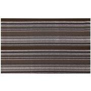 Chilewich - Indoor/Outdoor Mixed Stripe Mat Oak 36cm/60cm