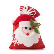 Boz Christmas - Santa's Treats Red Bag