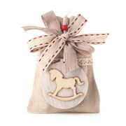 Boz Christmas - Vintage Chic Rocking Horse Bag