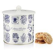Crabtree & Evelyn - Comestibles Heritage Biscuit Barrel 500g