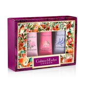 Crabtree & Evelyn - Floral Hand Therapy Trio Set