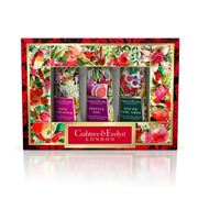 Crabtree & Evelyn - Festive Hand Therapy Trio