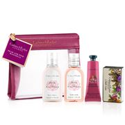 Crabtree & Evelyn - Pear & Pink Magnolia Traveller Set