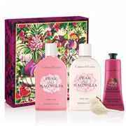 Crabtree & Evelyn - Pear & Pink Magnolia Trio Gift Set