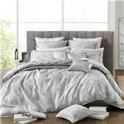 Private Collection - Alesso Silver Queen Quilt Cover Set