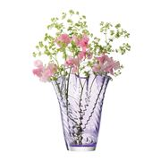 LSA - Chiffon Lavender Optic Vase