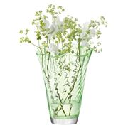LSA - Chiffon Pistachio Optic Vase