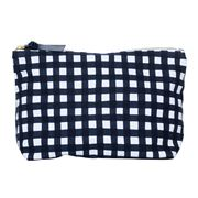 Milk & Sugar - Large Broad Check Bag