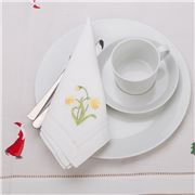 Peter's - Easter Bell Napkin Yellow