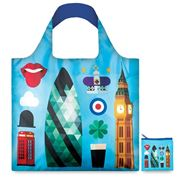 LOQI - Hey Collection London Reusable Bag