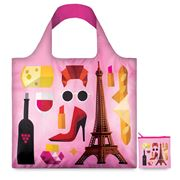 LOQI - Hey Collection Paris Reusable Bag
