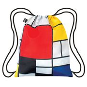 LOQI - Museum Collection Piet Mondrian Backpack