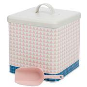 Retro Kitchen - Urban Laundry Super Pink/Navy