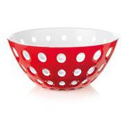 Guzzini - Contenitore Bowl Red & White