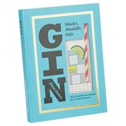 Book - Gin: Shake, Muddle, Stir