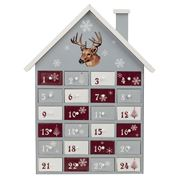 Swish Collection - Reindeer Advent Calendar House