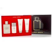 Giorgio Armani - Acqua Di Gio Eau De Toilette Gift Set 4pce