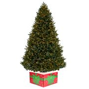 Christmas Tree Box - Medium Red Present Christmas Tree Box