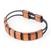 Davin & Kesler - Koa & Ebony All Wood Bracelet