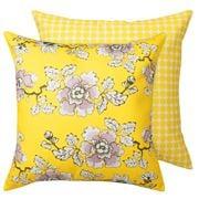Wedgwood Home - Bloom Lemon Cushion