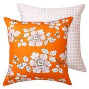 Wedgwood Home - Bloom Orange Cushion